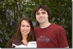 Lauren and Matt